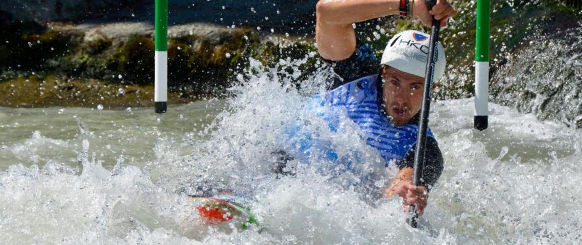 Canoa - Roberto Colazingari nell'Olimpo della canoa